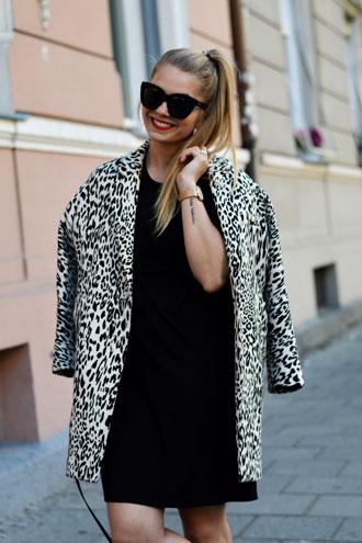 Leo Coat & Edited Dress