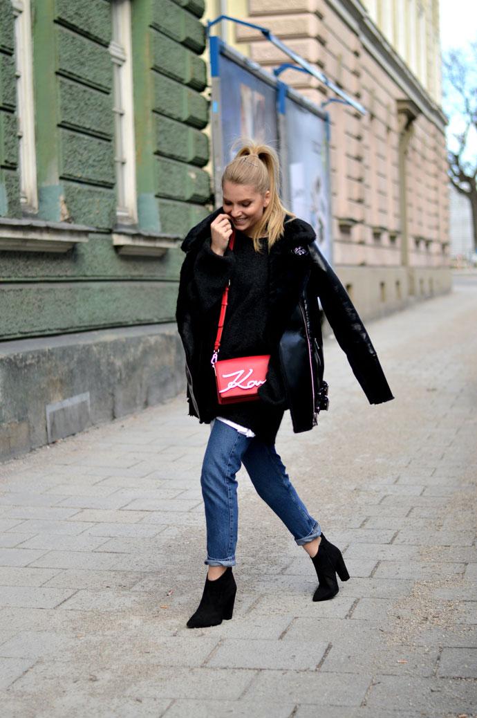 Karl Lagerfeld Signature Bag