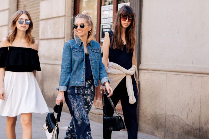 Anna und Ella Barcelona