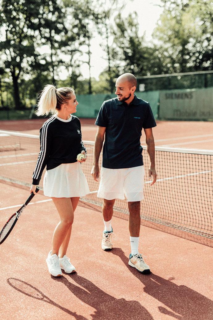 Marina Scholze Tennis