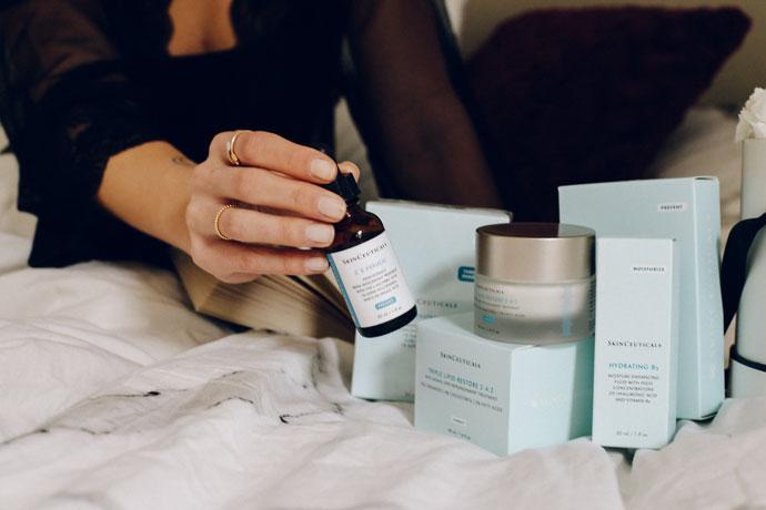 SkinCeuticals Pflegeroutine