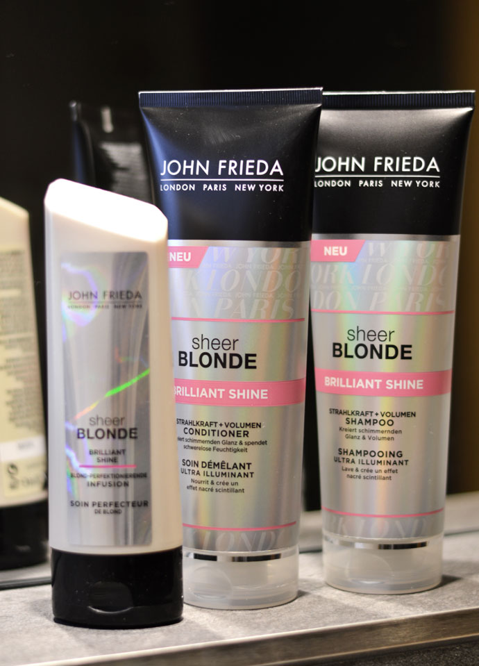 John Frieda Sheer Blonde Brilliant